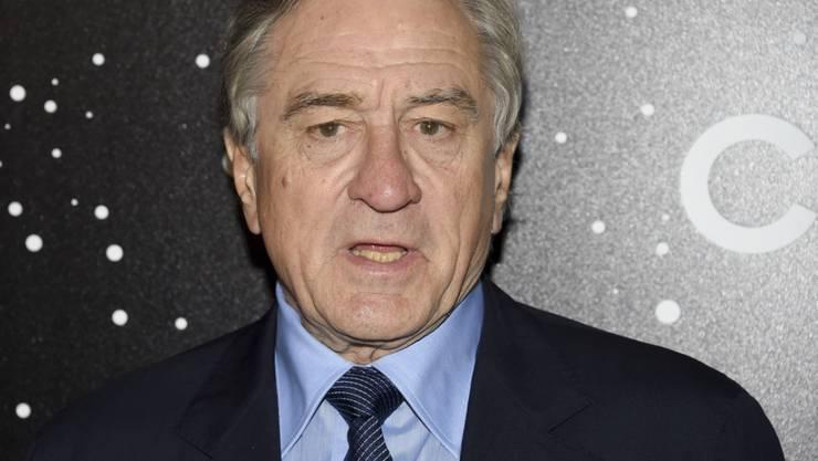 Gemunkelt wird schon länger - nun hat US-Schauspieler Robert De Niro das Ende seiner Ehe mit Grace Hightower offiziell bestätigt. (Archivbild)
