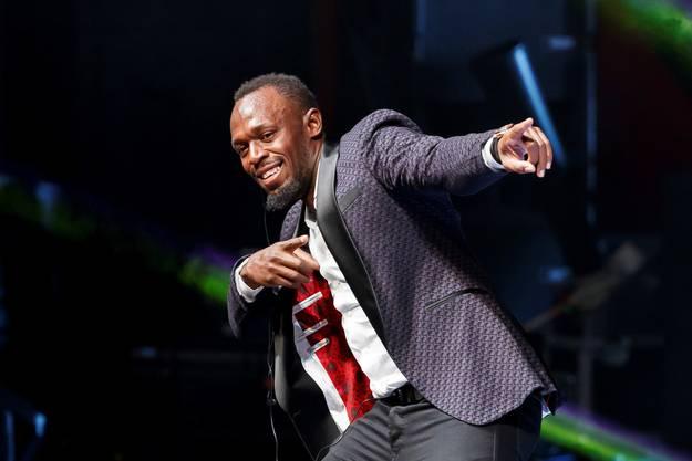 Verbringt die erste WM seit seinem Karriereende am Münchner Oktoberfest: Ex-Sprintstar Usain Bolt
