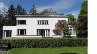Villa Senar bei Meggen. srf