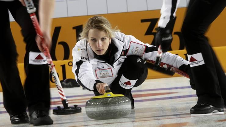 Silvana Tirinzoni fokussiert sich mit ihrem Team bereits wieder auf die nächsten grossen Ziele.