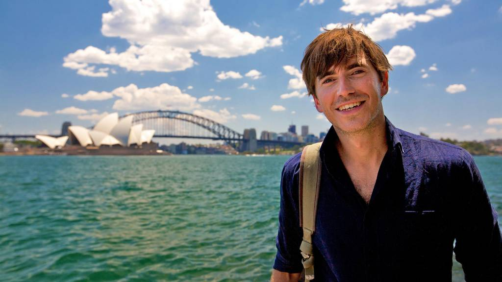 Down Under - Mit Simon Reeve durch Australien — Vom Mount Conner bis Perth