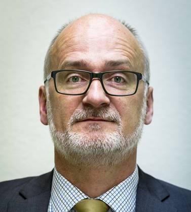 «Herr Graber hatte sich tatsächlich unglücklich ausgedrückt»: Marcel Ruf, Direktor der Justizvollzugsanstalt Lenzburg.