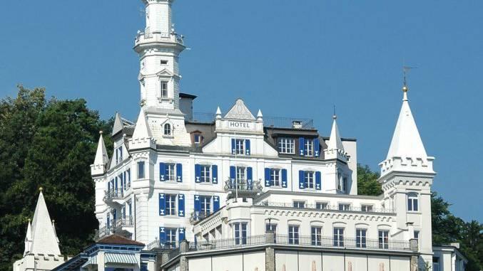Hotel Gütsch soll ab Herbst geöffnet sein