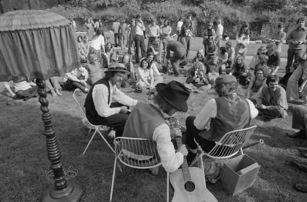 Impressionen vom Folkfestival.