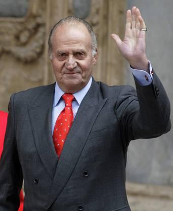 Adios! König Juan Carlos dankt ab.
