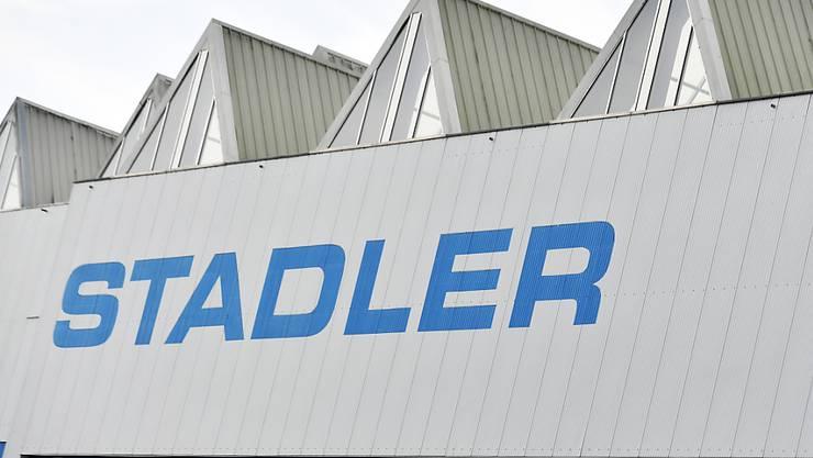 Stadler Rail hat eine Ausschreibung in Italien gewonnen (Archivbild).