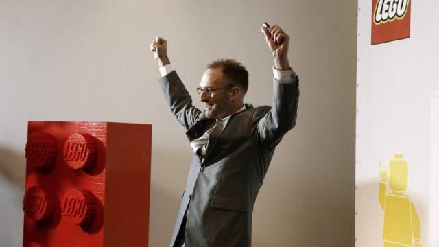 Lego Nach Hollywood Hit Auf Höhenflug Wirtschaft Az Aargauer Zeitung
