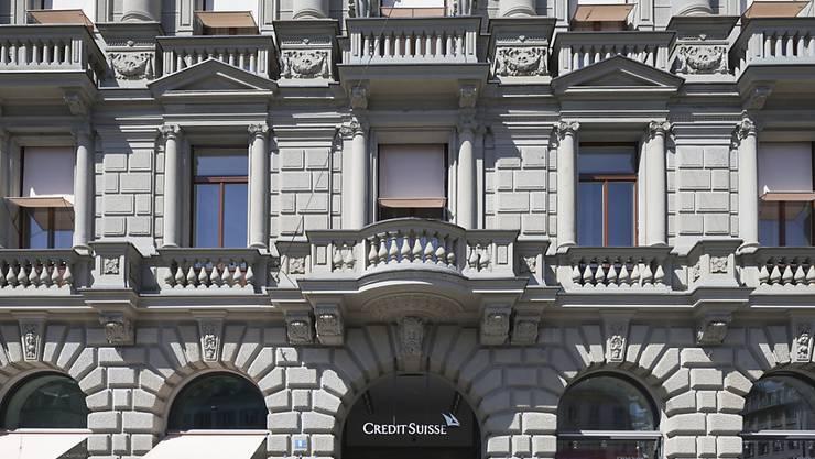 Die Credit Suisse ist gut ins neue Jahr gestartet: Hauptsitz der Bank in Zürich.