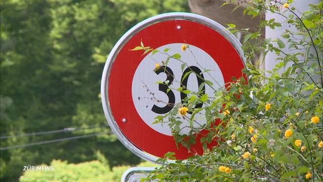 Kein Tempo 30 auf Hauptverkehrsachse