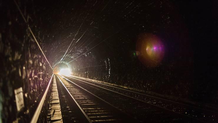 Die Sanierung des Lötschbergtunnels gibt zu reden.