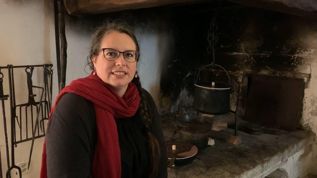 «Die erste Reaktion ist immer: ‹Mittelalterlich? Das kann man sicher nicht essen! ›»: Angela Dettling, Leiterin Museumspädagogik, im Kurzinterview