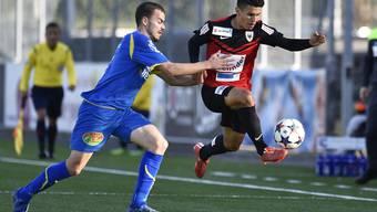 Schweizer Cup: La Chaux-de-Fonds - FC Aarau