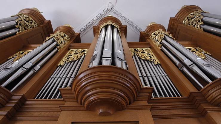 Orgel in der Eusebiuskirche