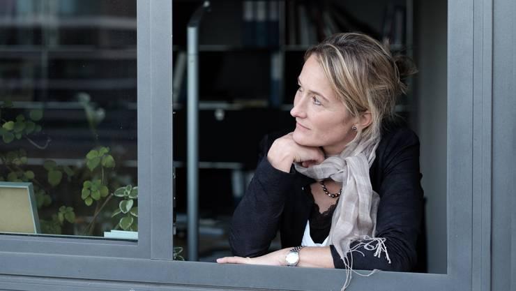 Noch ist unklar, ob Susanne Hochuli an den Regierungsratswahlen nochmals antritt.
