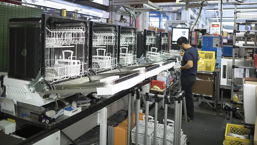 Corona steigert Nachfrage nach Geschirrspülern. (Archivbild)