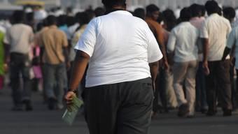 Übergewicht: ein Problem, das zunimmt