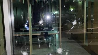 Vandalismus Neuenhof