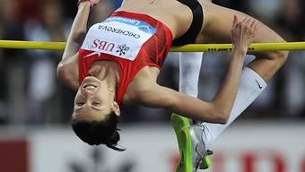 Anna Tschitscherowa schnupperte am Weltrekord