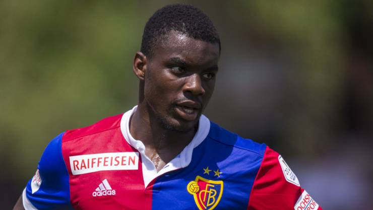 Afimico Pululu schlägt sich mit der U19 des FC Basels auf europäischer Ebene beachtlich