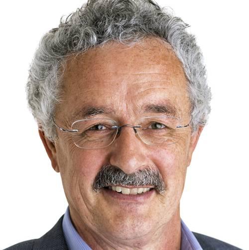 Robert Obrist, Sprecher grüne Fraktion