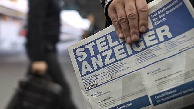 In Zürich nahm die arbeitslosigkeit im Janaur leicht zu. (Symbolbild)