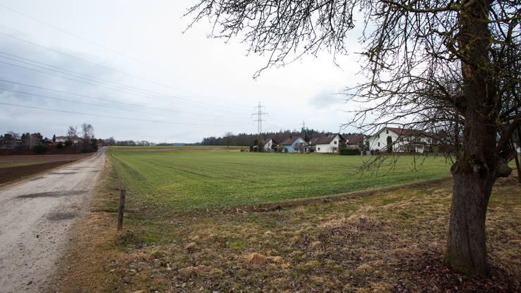 Die Parzelle soll gemäss Beschluss der Gemeindeversammlung an die J. Realini AG verkauft werden. Ein Architekturbüro, dessen Offerte nicht berücksichtigt wurde, hat erfolgreich das Referendum dagegen ergriffen.