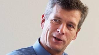 «Er ist zwar ein Hardliner, aber in seiner Sache sehr konsequent», sagt CVP-Präsidentin Sabrina Mohn über SVP-Mann Thomas de Courten.
