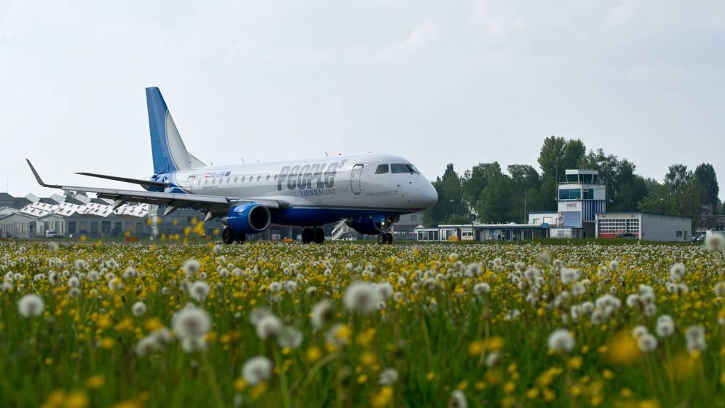 Der kürzeste internationale Linienflug wird bereits wieder eingestellt.