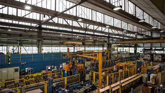 Soll Entwicklungs- und Kompetenzzentrum für Zulieferer von Buntmetall-Profilen werden: Baoshida Swissmetall in Dornach.