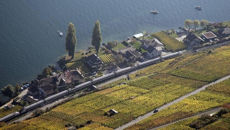 Der Platz zwischen See und Jura ist eng begrenzt.