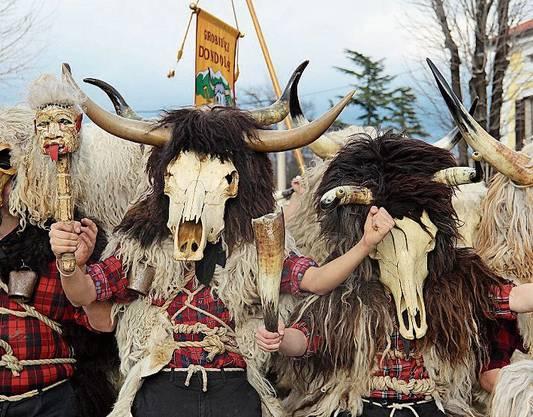 Karneval in Rijeka: Dieser ist über die Landesgrenzen hinaus bekannt.
