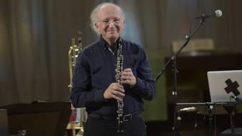 Heinz Holliger, 2019 am Lucerne Festival