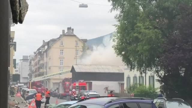 Zweiter Brand im Raum Biel innert weniger Stunden