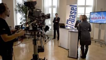 «Telebasel» filmte eine «Rheinhattan»-Gegnerin ohne ihre Zustimmung.