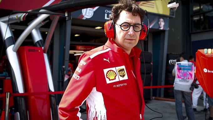 Eine Verlängerung der Formel-1-Saison wird erwogen, berichtet Ferrari-Teamchef Mattia Binotto