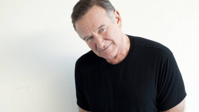 Verkauft seine bescheidene Bleibe: Robin Williams (Archiv)