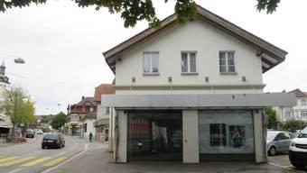 Hier entsteht das «Vegano» an der Zentralstrasse 11 in Wohlen.