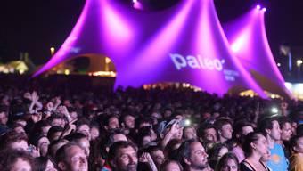 Das Paléo begeistert Publikum und Kritiker gleichermassen: Das Musikfestival in Nyon gewann eine Auszeichnung als bestes europäisches Festival mittlerer Grösse. (Archivbild 2016)