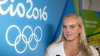 Sasha Touretski verpasste über 50 m Crawl die Halbfinals