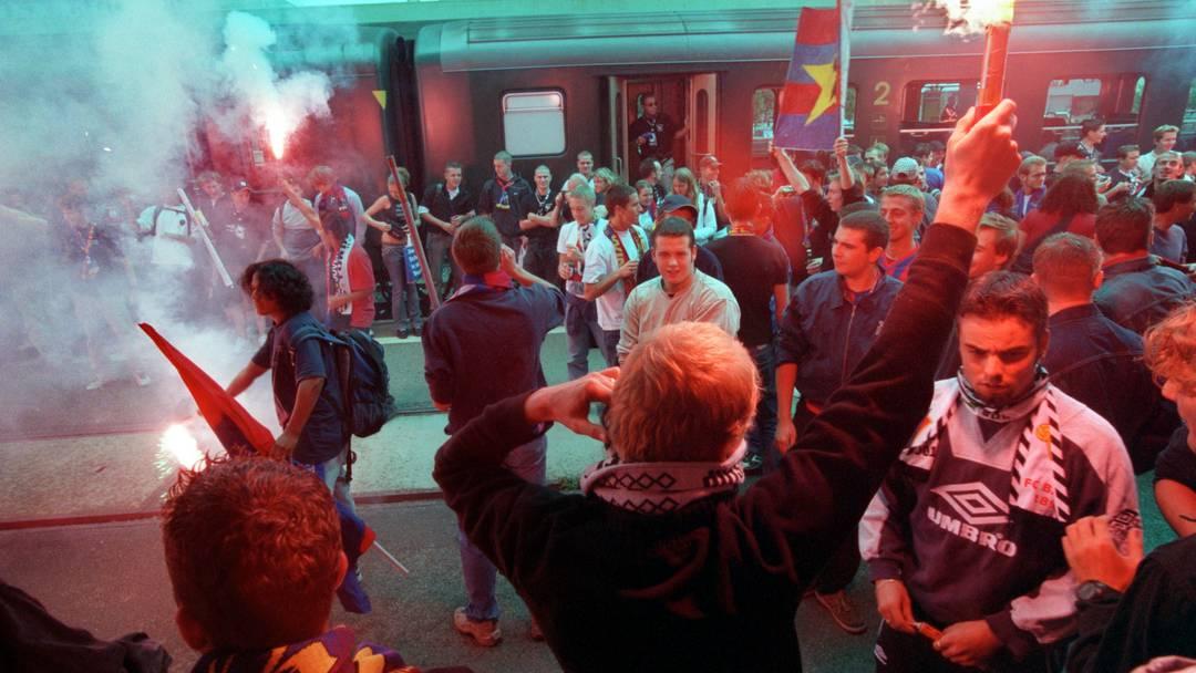 CVP kämpft gegen Hooligans