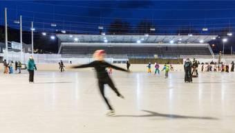 Eislaufen (Symbolbild)