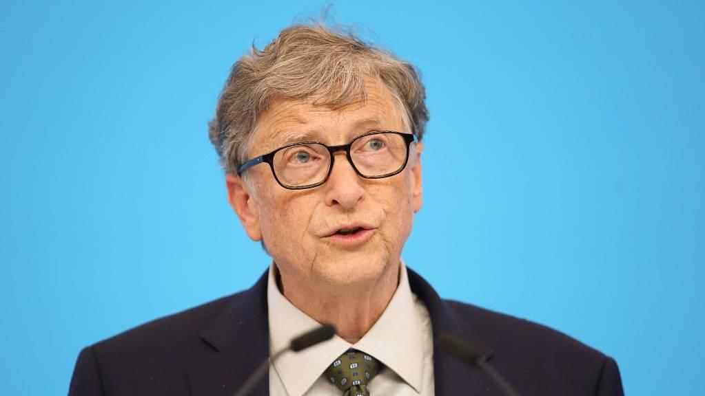 Platz 4: Bill Gates, Unternehmer, Programmierer und Mäzen