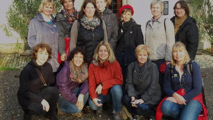 aufgestelltes Team Ludothek Solothurn