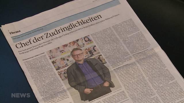 Schwere Sexismus-Vorwürfe gegen Werner de Schepper