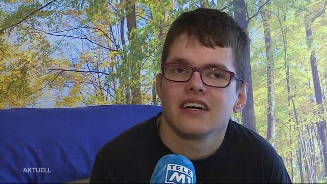 Der Beitrag von TeleM1: Spendenaktion für Jason