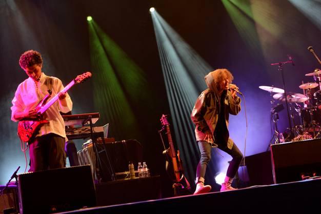 Stimmen-Festival mit Nneka, Theo Parrish und Amp Fiddler