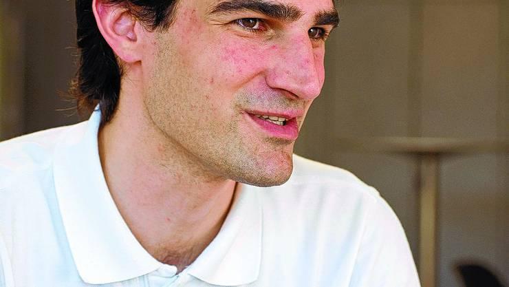WWF Aktivist: Daniel Felder realisiert Projekte mit dem WWF Solothurn, weil er der Meinung ist, dass lokal noch viel erreicht werden kann. Hansjörg Sahli