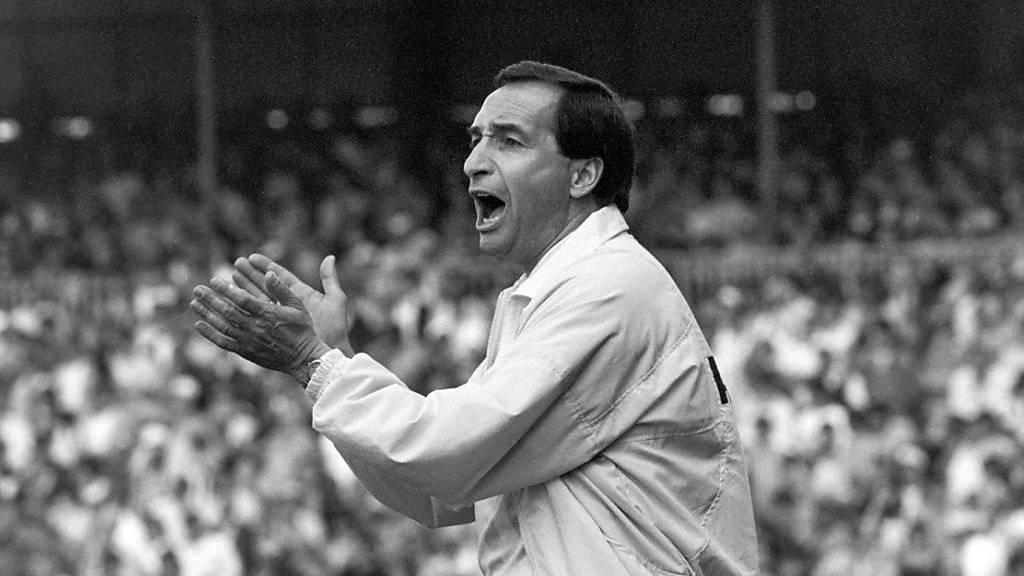 Alexander Mandziara war der Meistertrainer, als bei den Young Boys noch alles hemdsärmlig zuging.