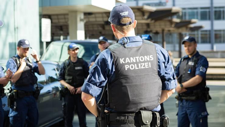 Das neue Polizeigesetz wird von allen Seiten kritisiert. (Bild der Kantonspolizei Aargau, Aktion Fokus)