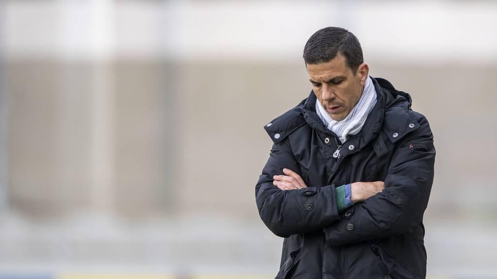 SC Kriens verliert gegen Aarau